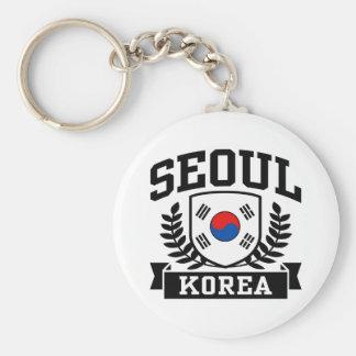Seul Corea Llaveros