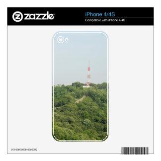 Seul desde arriba de la fotografía iPhone 4 skins