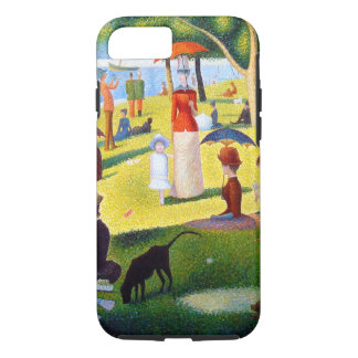 Seurat: A Sunday at La Grande Jatte iPhone 8/7 Case