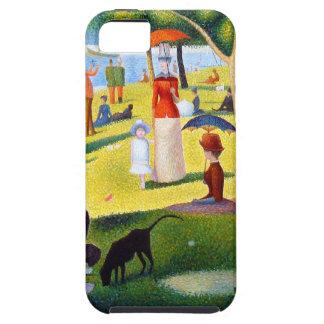 Seurat: A Sunday at La Grande Jatte iPhone SE/5/5s Case