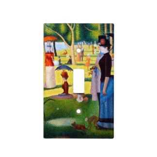 Seurat: A Sunday at La Grande Jatte Light Switch Cover