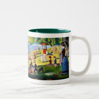Seurat: A Sunday at La Grande Jatte Coffee Mug