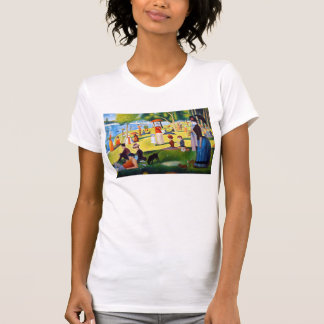 Seurat: A Sunday at La Grande Jatte T-Shirt