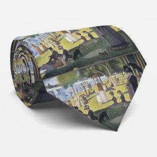 Seurat Corbata Personalizada