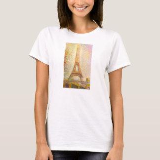 Seurat Eiffel Tower T-shirt
