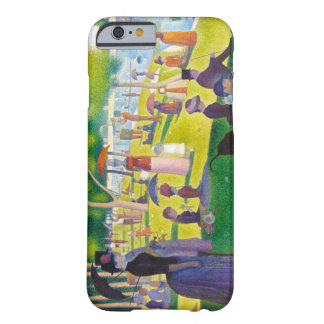 Seurat La Grande Jatte iPhone 6 case