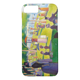 Seurat La Grande Jatte iPhone 7 case