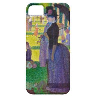 Seurat La Grande Jatte iPhone Case