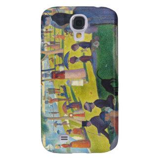 Seurat La Grande Jatte Samsung Galaxy S4 Case