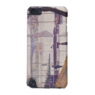 Seurat - Lake Landscape Painting iPod Touch (5th Generation) Case