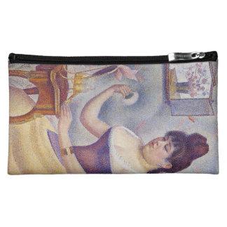 Seurat Painting Cosmetic Bag