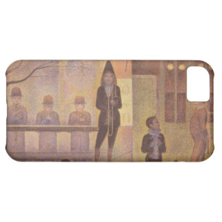 Seurat Painting - The Circus Parade Case For iPhone 5C