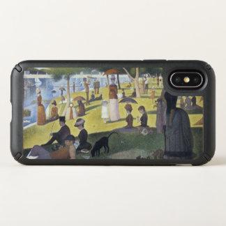 Seurat Speck iPhone X Case