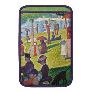 Seurat  - Sunday Afternoon on La Grande Jatte ~ Sleeve For MacBook Air