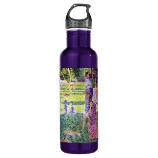 Seurat: The Couple Water Bottle