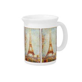 Seurat: The Eiffel Tower