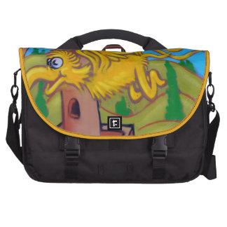 seusslike fling bird computer bag