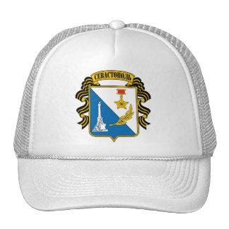Sevastopol City COA, Crimea, Uktaine Trucker Hat