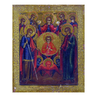 Seven Archangels Posters
