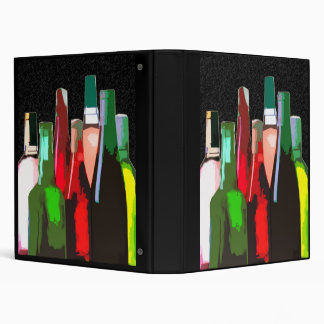 Seven Bottles of Wine on the Wall Binder