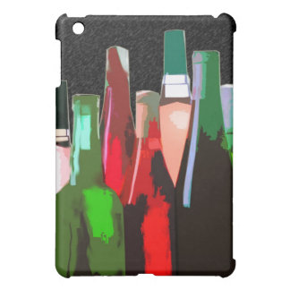 Seven Bottles of Wine on the Wall iPad Mini Covers