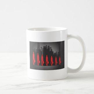 Seven Businesses Women Coffee Mugs
