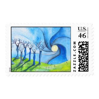 Seven by Beth Seilonen Stamps