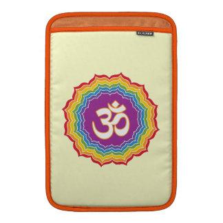 Seven Chakras Colors MacBook Sleeve