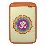 Seven Chakras Colors MacBook Sleeves