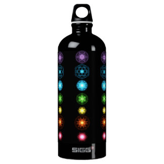 Seven Chakras Thermos Water Bottle