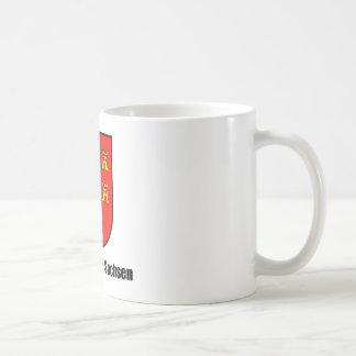 Seven-citizen Saxonia Coffee Mug