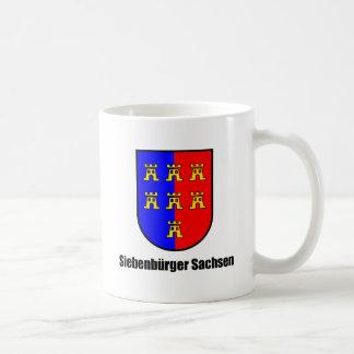 Seven-citizen Saxonia Coffee Mugs
