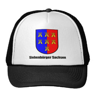 Seven-citizen Saxonia Mesh Hat