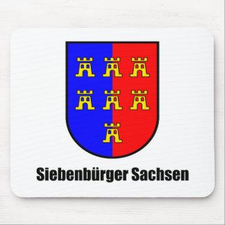 Seven-citizen Saxonia Mouse Pad