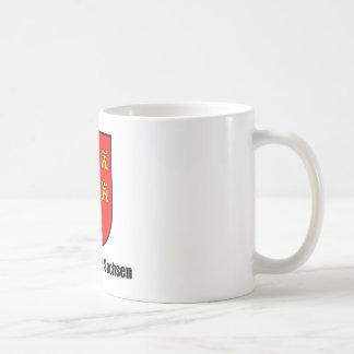 Seven-citizen Saxonia Mugs