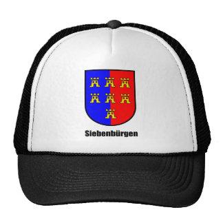 "Seven-citizen Saxonia ""Transylvania "" Trucker Hat"