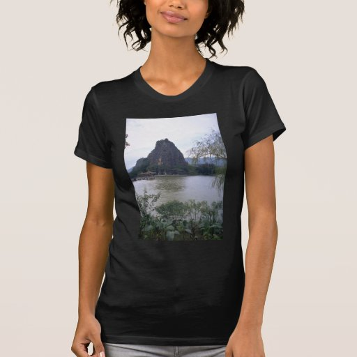Seven Crags Park, Zhao Quing, China Shirt