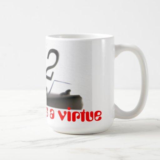 seven deuce mug