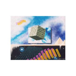 Seven Dimensions Canvas Print