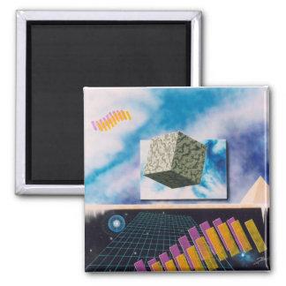 Seven Dimensions Magnet