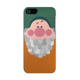 Seven Dwarfs - Bashful Character Body Metallic Phone Case For iPhone SE/5/5s