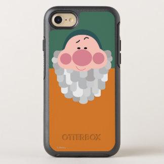 Seven Dwarfs - Bashful Character Body OtterBox Symmetry iPhone 8/7 Case