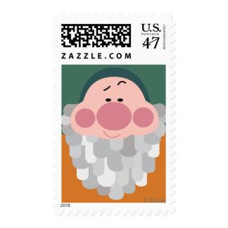 Seven Dwarfs - Bashful Character Body Postage