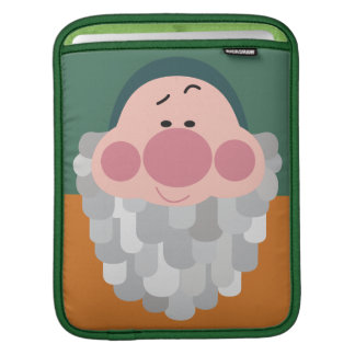 Seven Dwarfs - Bashful Character Body Sleeve For iPads