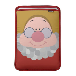 Seven Dwarfs - Doc Character Body Sleeve For MacBook Air
