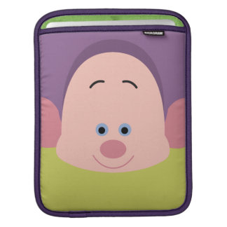 Seven Dwarfs - Dopey Character Body Sleeve For iPads