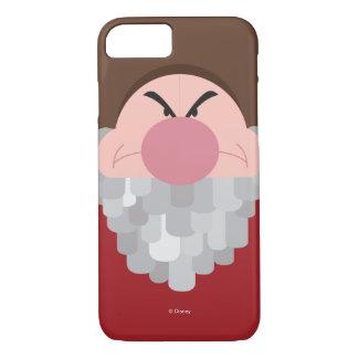 Seven Dwarfs - Grumpy Character Body iPhone 8/7 Case