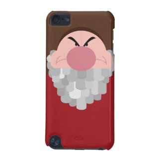 Seven Dwarfs - Grumpy Character Body iPod Touch (5th Generation) Cases