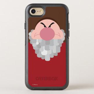 Seven Dwarfs - Grumpy Character Body OtterBox Symmetry iPhone 8/7 Case