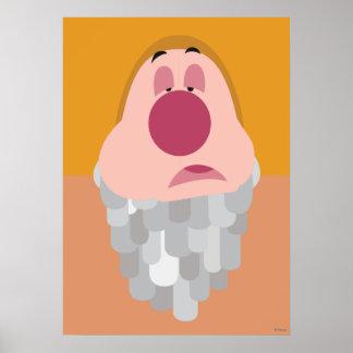 Seven Dwarfs - Sneezy Character Body Poster